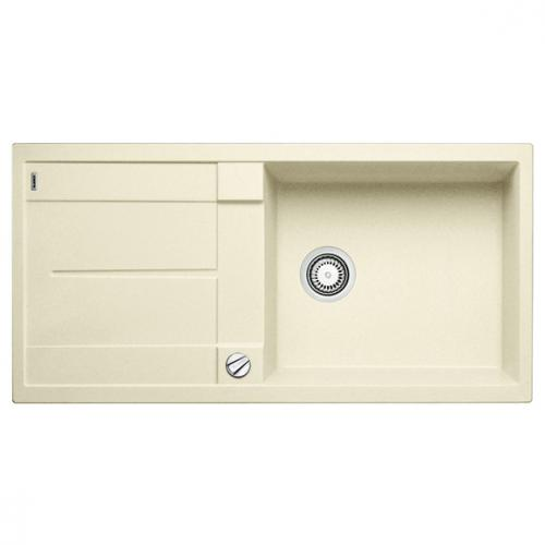 blanco metra xl 6 s sink bowl silgranit puradur ii jashmine yanni poly center. Black Bedroom Furniture Sets. Home Design Ideas