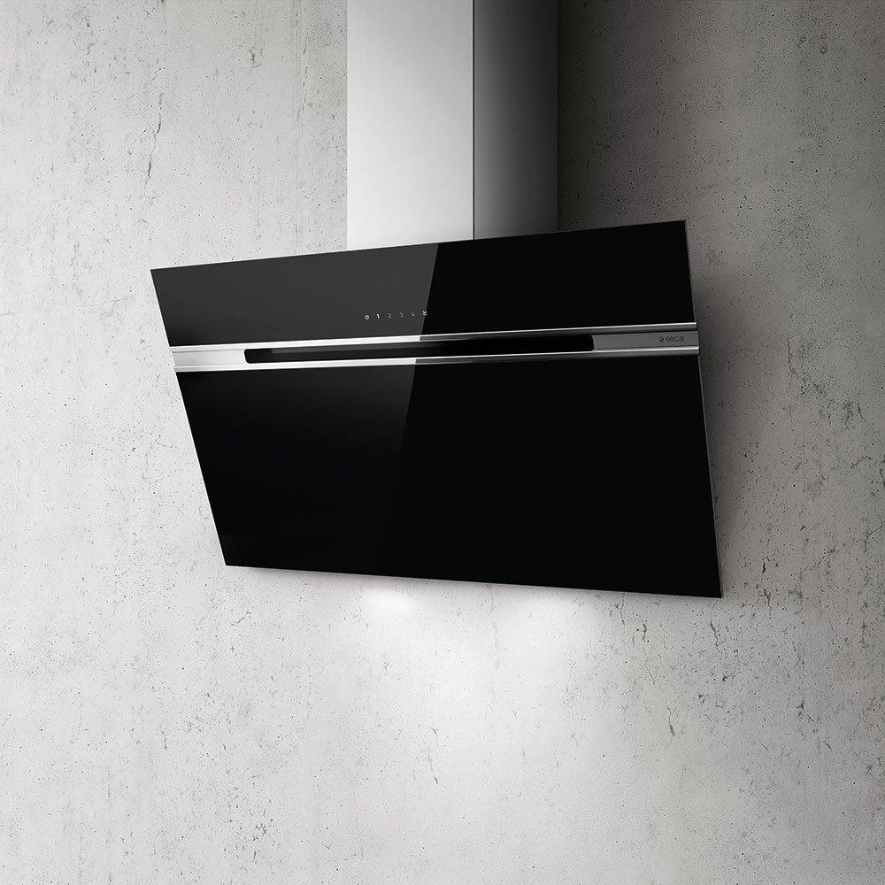 elica stripe lux bl a 90 yanni poly center. Black Bedroom Furniture Sets. Home Design Ideas